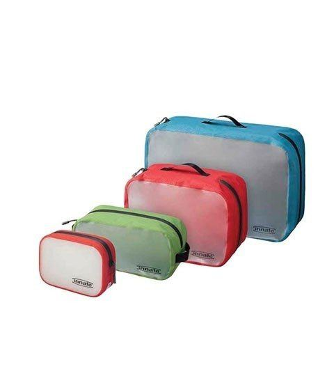 Innate Caravan Packing Compartments