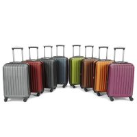 "Brookstone Dash 20"" 4-wheel Expandable Carry-on 