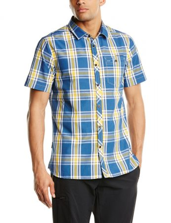 Craghoppers Hassan Short-Sleeved Shirt | Practical Travel Gear