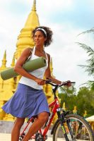 Athleta Whatever Skort | Practical Travel Gear