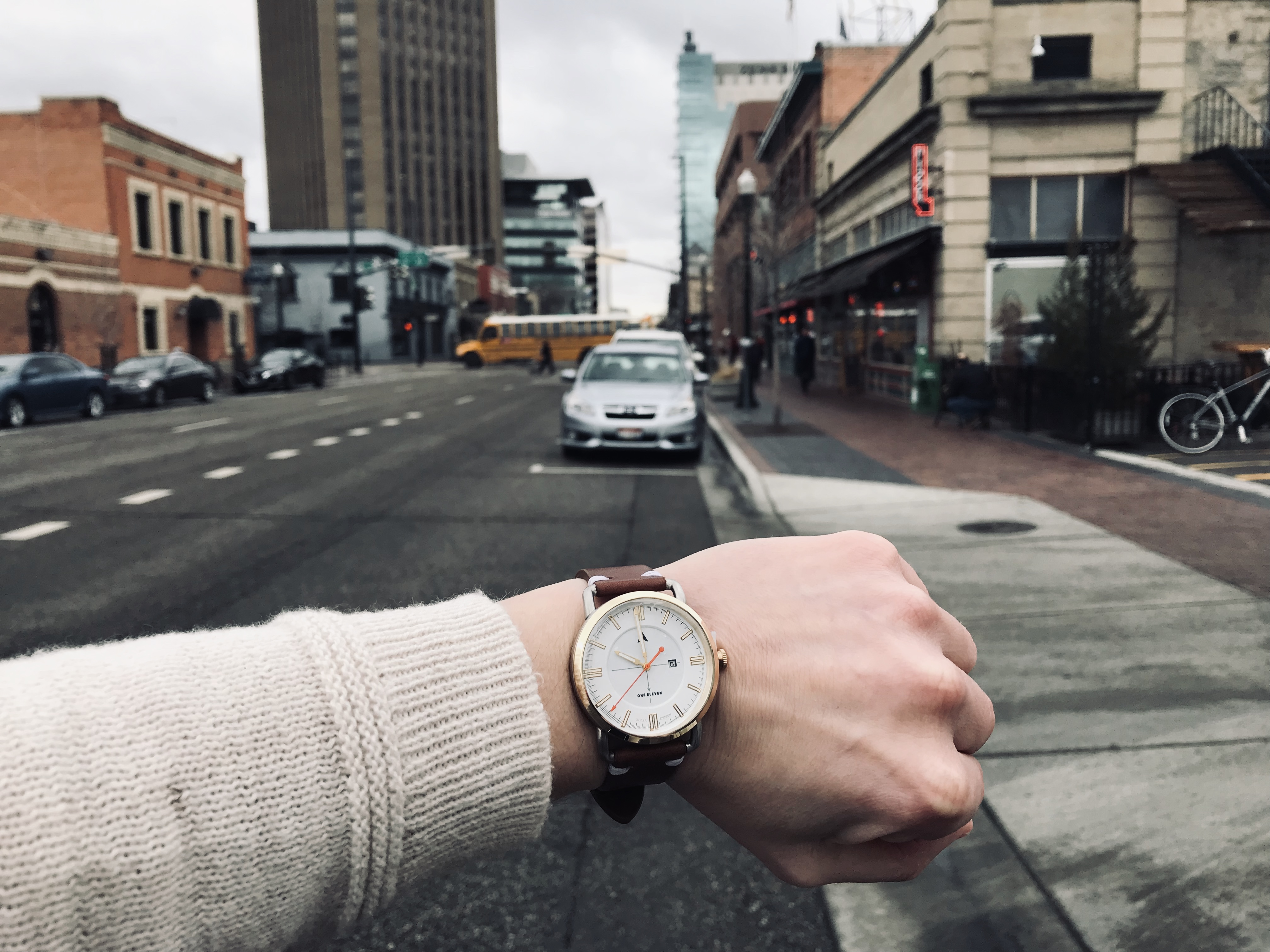 One Eleven Watches Time To Upgrade
