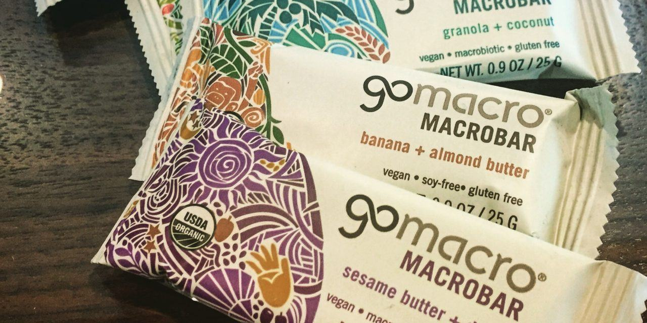 Thrive GoMacro Bar, Your New Go-To Bar
