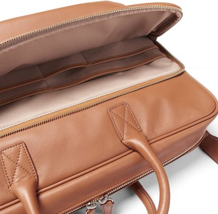 Leatherology Henderson Laptop Brief Bag