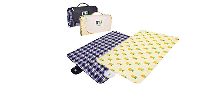 MIU COLOR Picnic Blanket