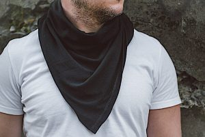 NorthxNorth Merino Wool Kerchief