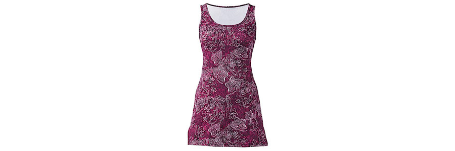 Nuu-Muu Scoop Neck Dress