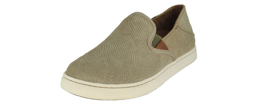 OluKai Pehuea Leather Shoes