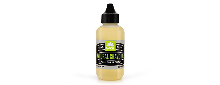 Pacific Shaving Company All-Natural Shaving Oil