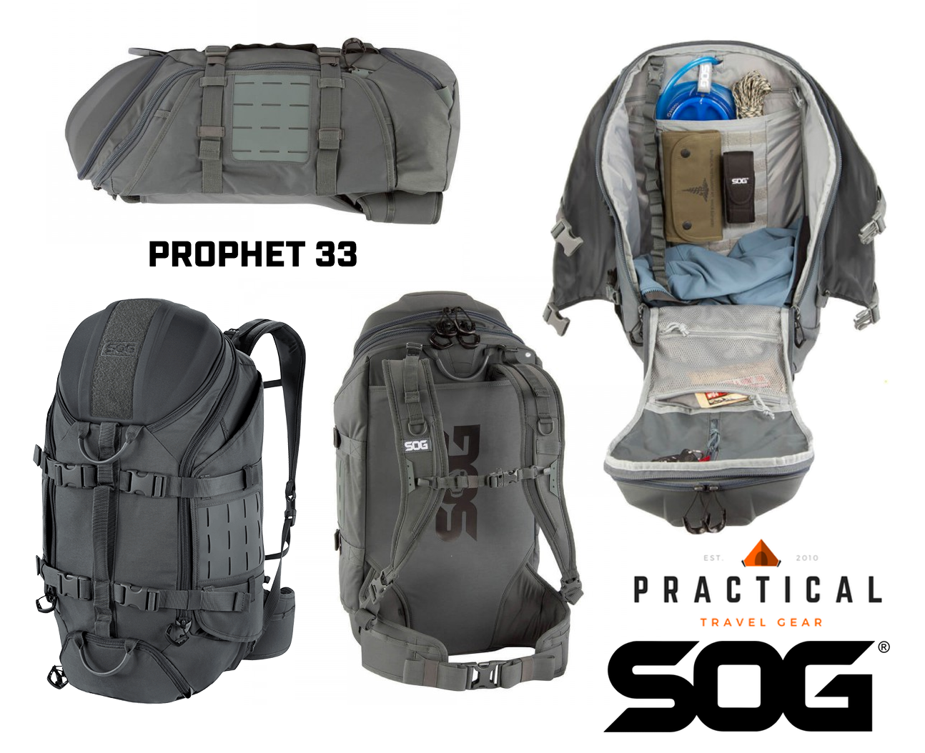 SOG Prophet Backpack 33 L