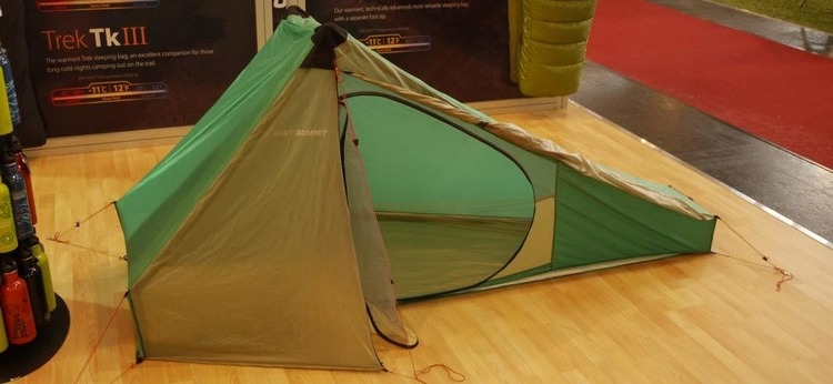 & Best Lightweight Tent: Sea to Summit Duo Specialist Shelter