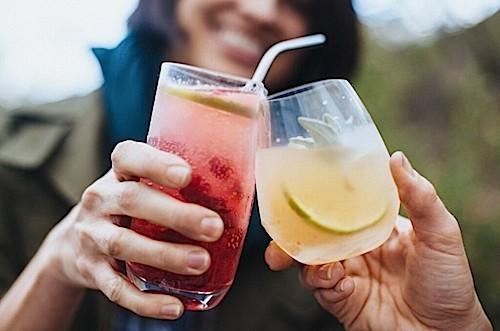 Snow Peak Silicone Wine Glass