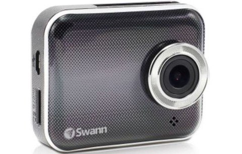 Swann DriveEye Ultra HD Dash Cam/ Action Cam