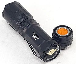 Our #1 Pick – 1TAC TC1200 Pro Tactical Flashlight