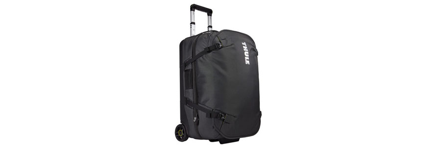 Thule Subterra Luggage 55cm 22 Quot Rolling Duffel Bag A