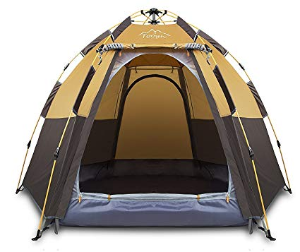 Toogh 3 – 4 Person Automatic Camping Tent