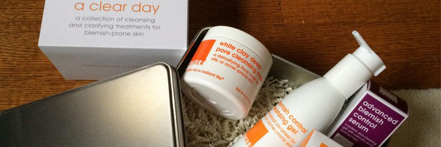 A Clear Day Face Care Kit From LATHER