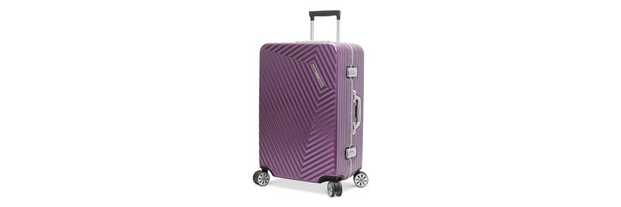 Andiamo Elegante 24 Hard Side Spinner Luggage A Quick