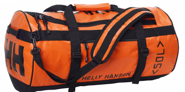 Helly Hansen 50L Duffel | Practical Travel Gear