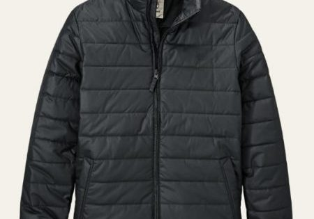 Timberland Men's Galehead Light Insulated Jacket | Practical Travel Gear