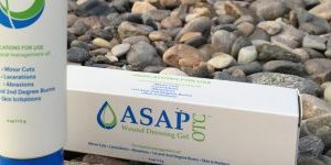 ASAP Wound Dressing Gel- OTC