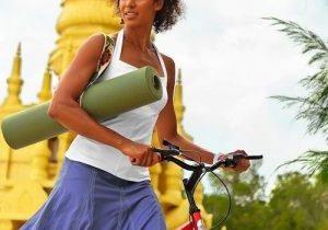 Athleta Whatever Skort | Practical Travel Gear