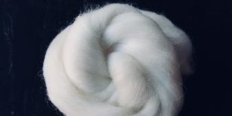 Beautiful, soft wool from Wuru Wool