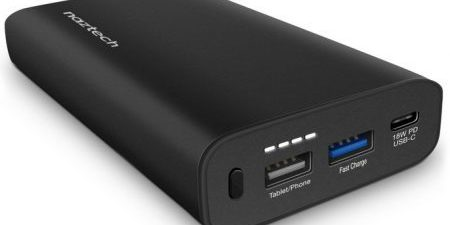 Adaptive Fast Charge Portable Battery