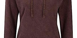Sherpa Rolpa Fleece Pullover