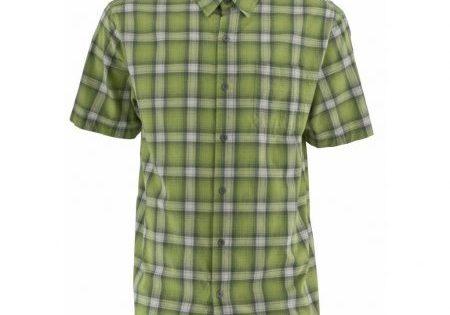 White Sierra Happy Hour Short-Sleeve Shirt | Practical Travel Gear