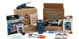 Cairn Outdoor Subscription Boxes