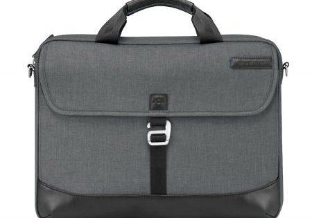 Brenthaven Collins Slim Brief Messenger Laptop Bag | Practical Travel Gear