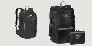 Eagle Creek Daypacks and Transformer Bags