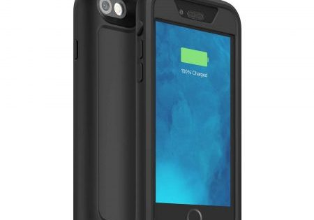 Mophie Juice Pack H2PRO Charging iPhone Case | Practical Travel Gear