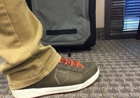 Lowa Boots / Shoes: The Bandon | Practical Travel Gear 2