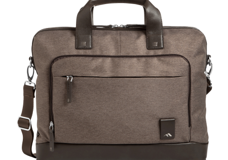 Brenthaven Medina Slim Brief Messenger Bag | Practical Travel Gear