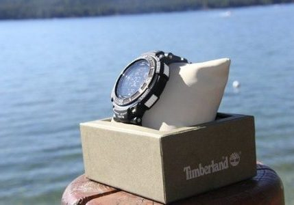 Timberland Cadion Digital Chronograph Watch | Practical Travel Gear 2