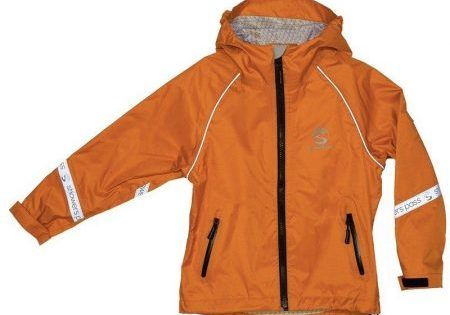 Showers Pass Little Crossover rain jacket for kids | Practical Travel Gear