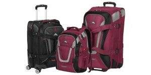TravelPro and High Sierra Travel Bags