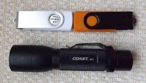 Coast HP1 Flashlight: a Tiny $10 Powerhouse | Practical Travel Gear