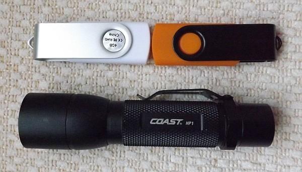 Coast HP1 Flashlight: a Tiny $10 Powerhouse   Practical Travel Gear