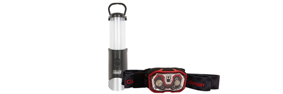 Coleman Headlamp And Lantern For Summer Camping A Quick