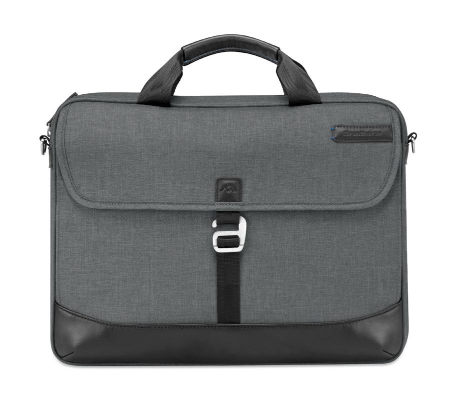 Brenthaven Collins Slim Brief Messenger Laptop Bag