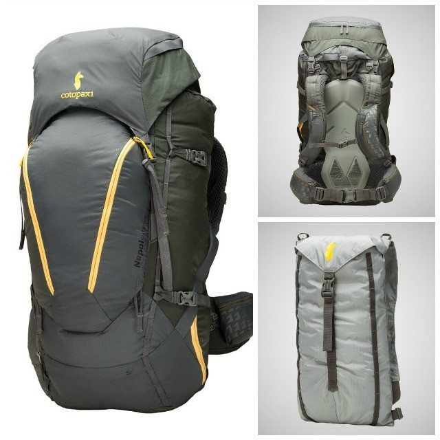 Cotopaxi Nepal 65l Backpack