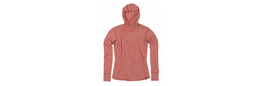 Duckworth Women's Vapor Relaxed Tank and Tunnel Hood