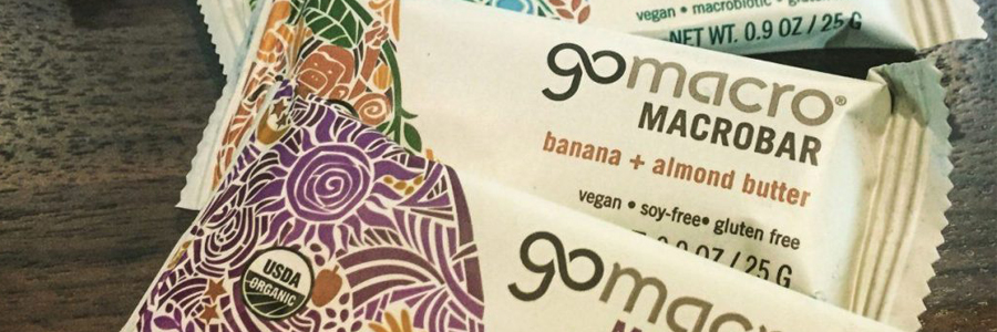 Thrive Gomacro Bar Your New Go To Bar A Quick Review