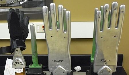 gore-tex glove testing