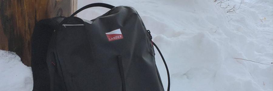 Lander Timp 20 Liter Backpack A Quick Review