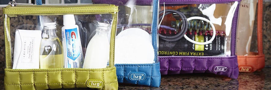 Lug Clearview Envelopes 4Pc Set