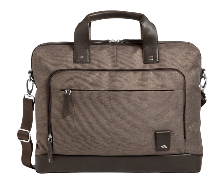 Brenthaven Medina Slim Brief Messenger Bag | Practical Travel Gear