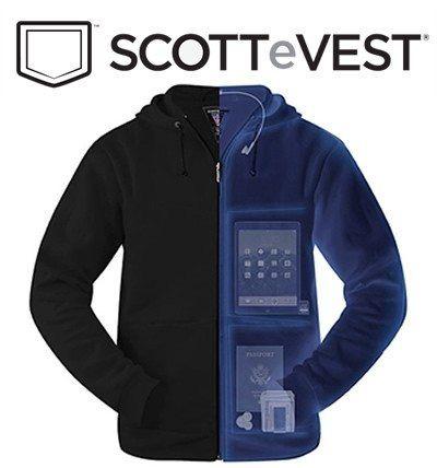 Scottevest Microfleece Hoodie